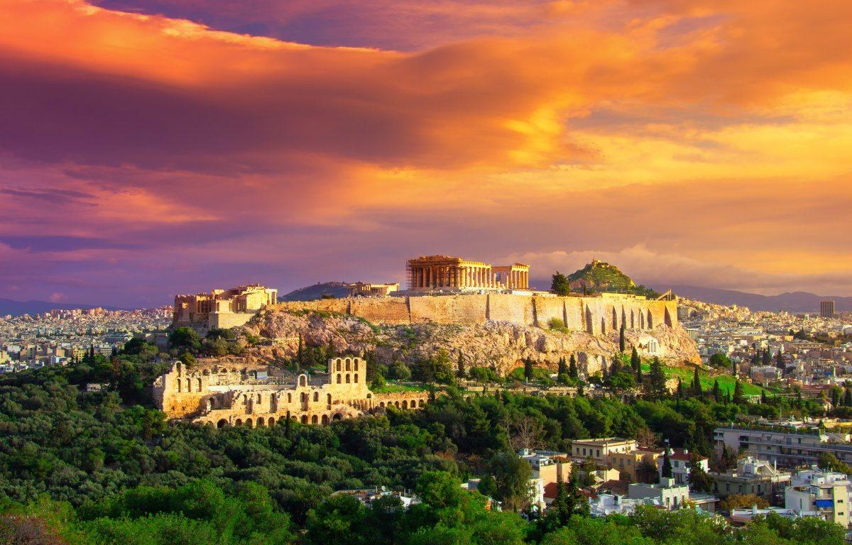 Footsteps of Paul Greece Tour Agean Cruise Maranatha Tours