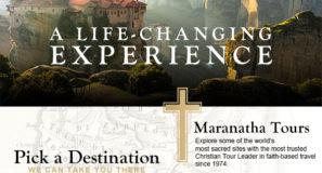 Maranatha Tours New Website Holy Land Tours