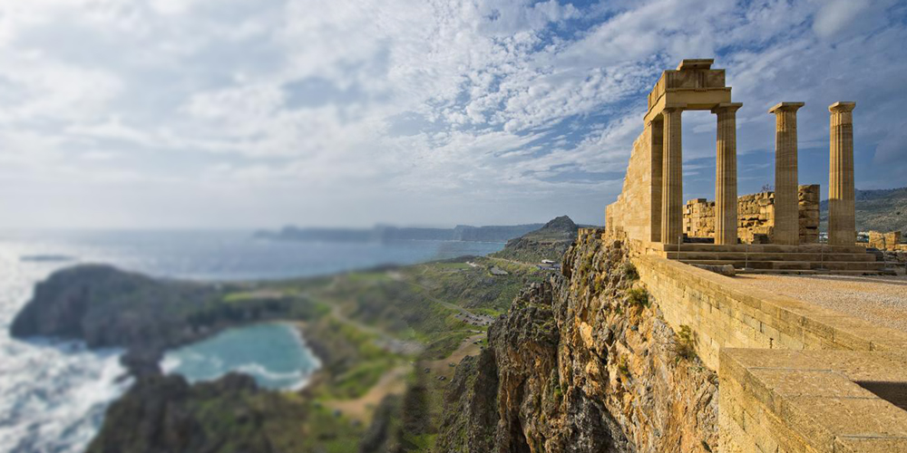 Travel with Purpose - Footsteps of Paul Greece Tours