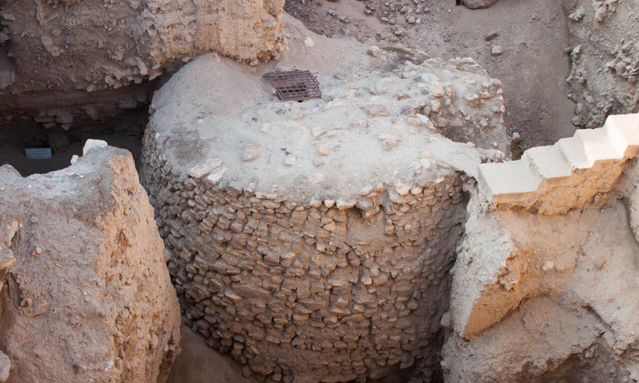 Biblical Sites Expanded Jericho Oldest City Maranatha Tours