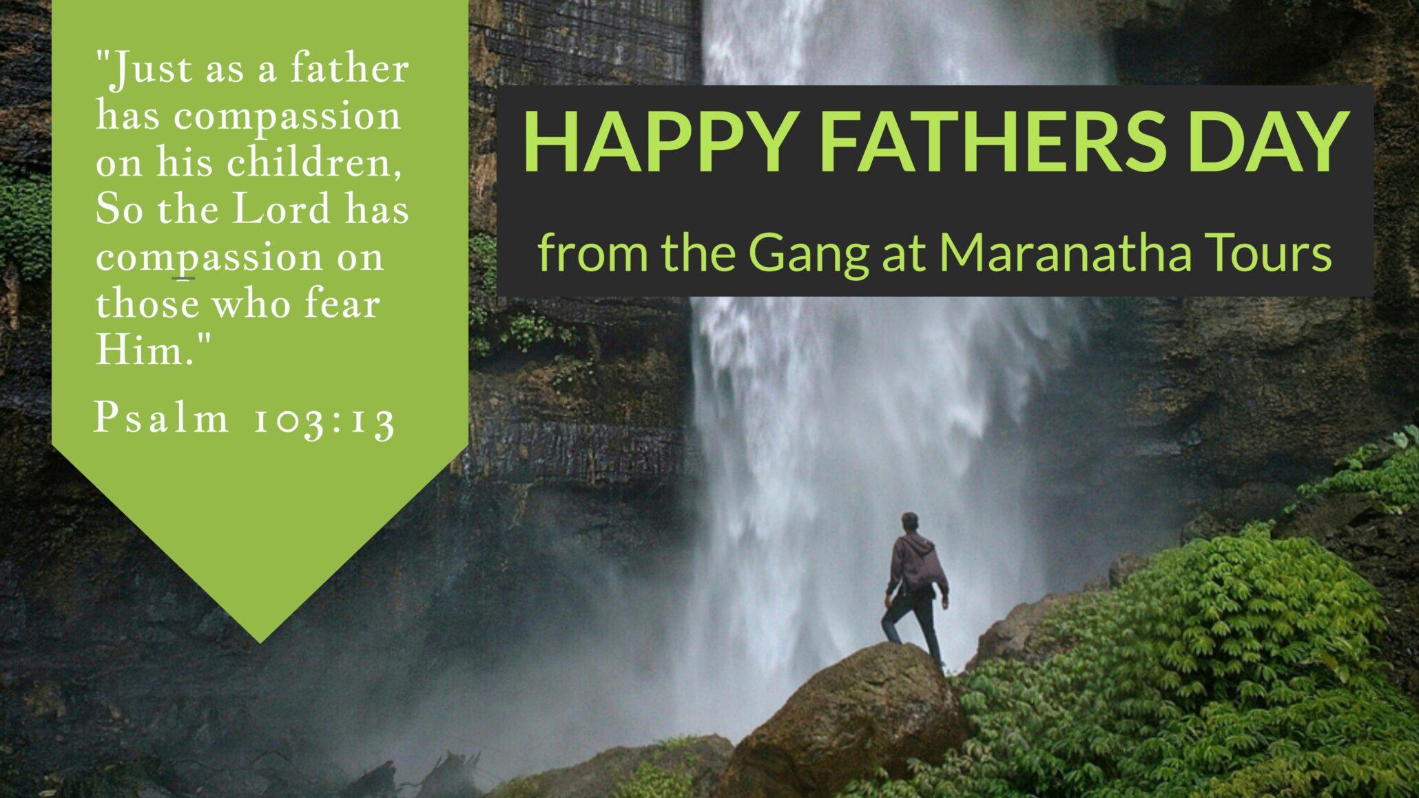 MaranathaTours.com