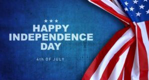 Happy Independence Day July 4th Blessings Maranatha Tours