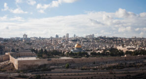 Tour Jerusalem from the Mount of Olives Israel Travel with Purpose