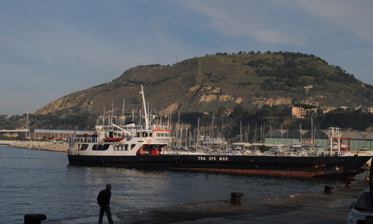 Travel With Purpose - Pozzuoli Italy Maranatha Tours