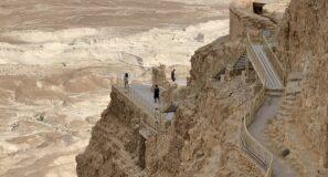 Masada Fortress Israel - Travel With Purpose Maranatha Tours