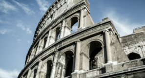 Travel to Colosseum Rome Italy - Maranatha Tours
