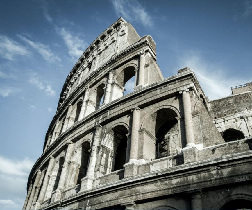Travel to Colosseum Rome Italy - Maranatha Tours