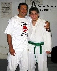 mike And RENZO GRACIE