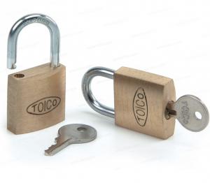 types of locks - padlock