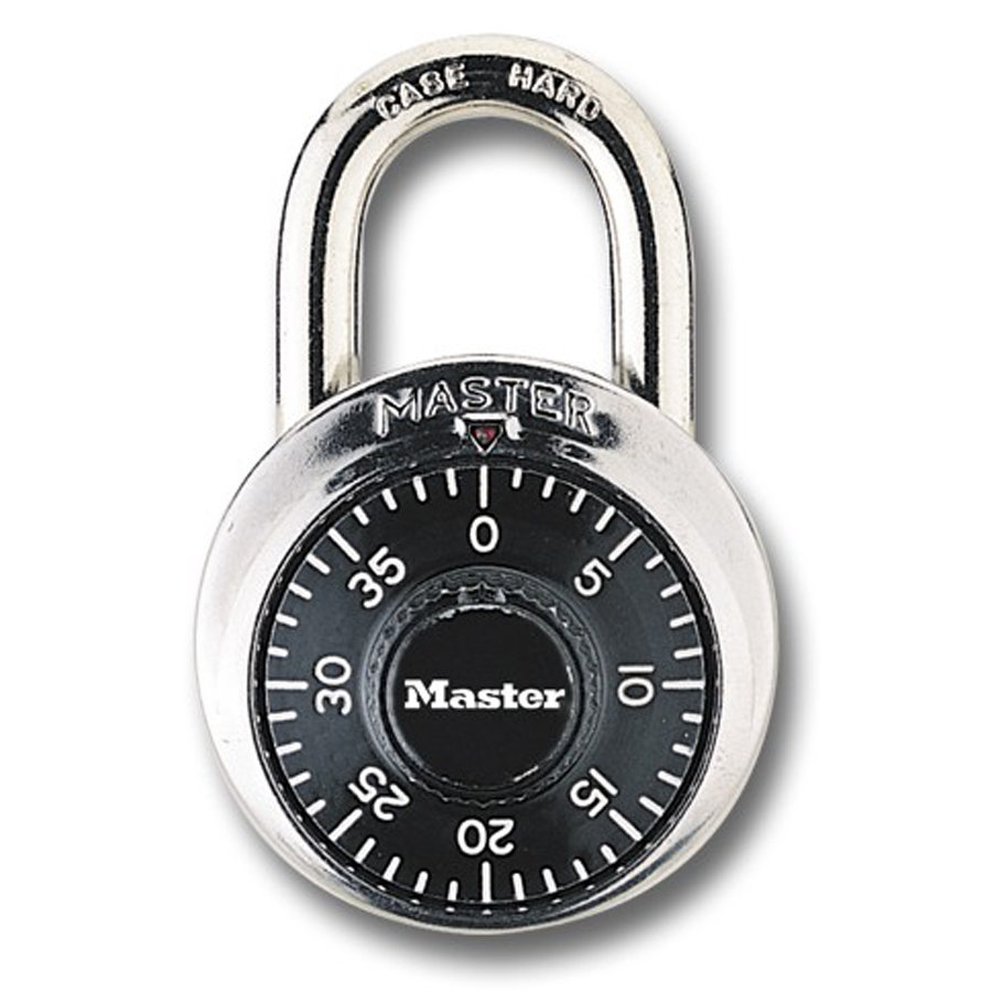 how to pick a combination lock