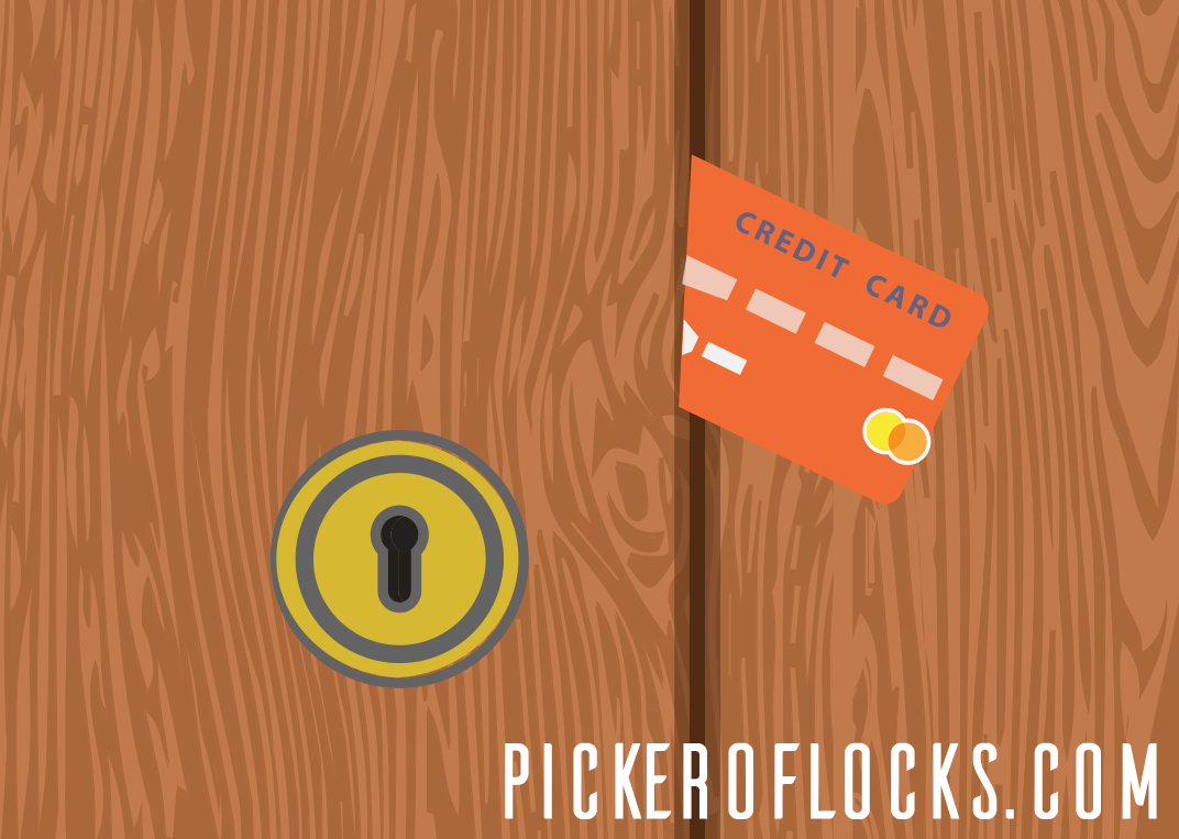 picker of locks - CREDITCARD1