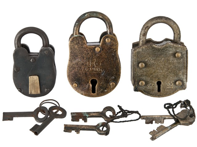 anceint padlocks 2