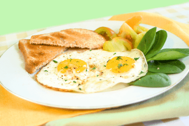 Breakfast – The biggest meal?