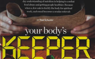 Mishpacha Magazine Life Transforming Diet