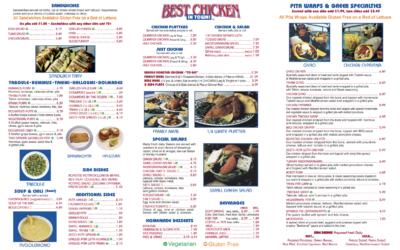 Best diet, the Mediterranean Diet 2020 – Athena Roasted Chicken