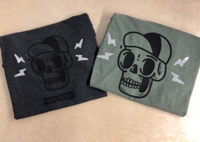 CVRD_SkullFoilHeatpressShirts