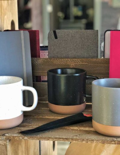CVRD_PromotionalProducts_Pen_Notebooks_CoffeeCups