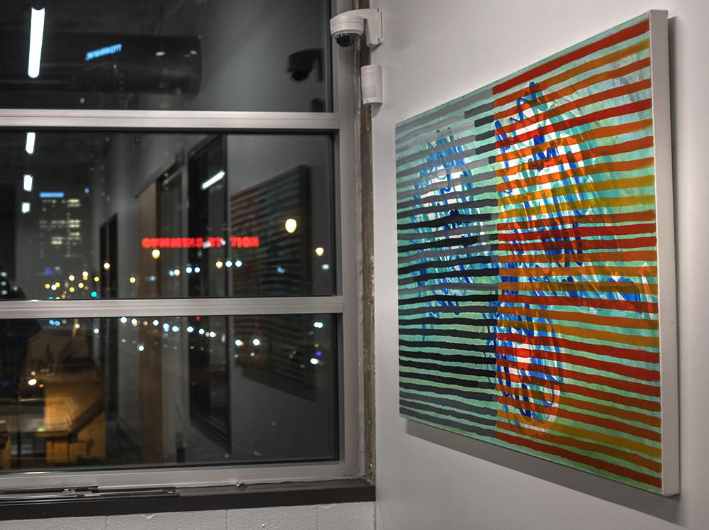 Transition Beth Inglish Studio Bank Artist Art Nashville