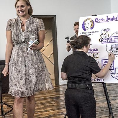 Keynote Speaker Artist Creativity Leadership Connection_Beth Inglish_1