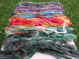 Dyed Roving Drying