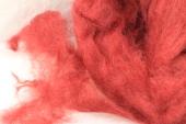 Mahogany Hand Kettle Dyed Roving