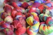 Mardi Gras Millspun Yarn