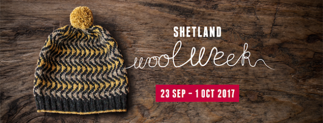 Shetland Wool Week 2017 Hat Knitting Pattern