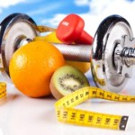 Balance nutrition and exercise