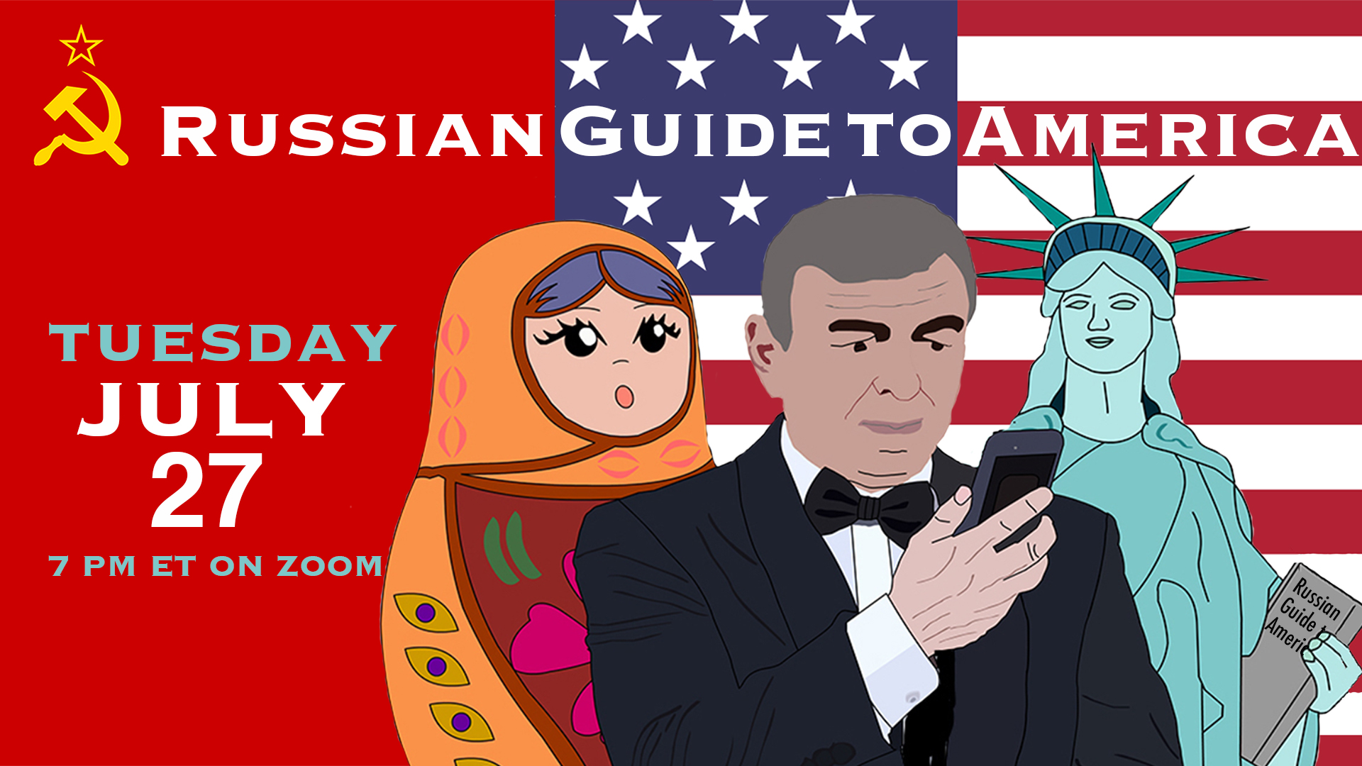 Russian Gide to America 20210727