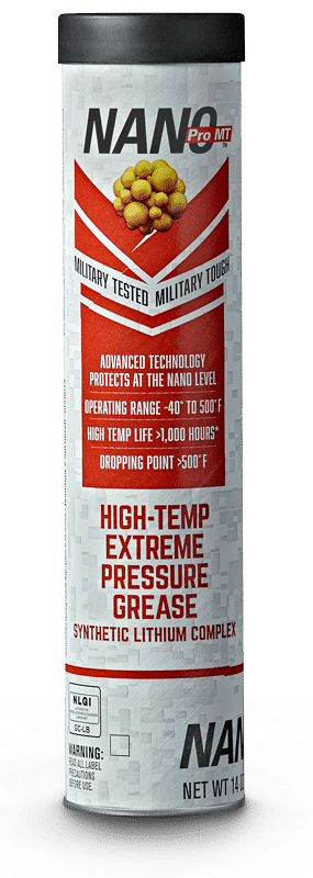 High Temperature High Pressure Grease