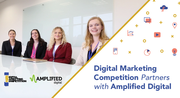 Digital Marketing Competition Partners with Amplified Digital