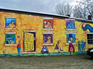 North Champlain Street, Burlington, Vermont, 2010