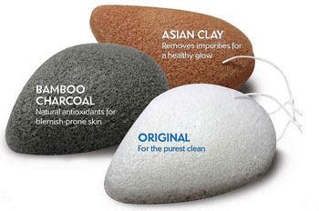 Exfoliating Stones