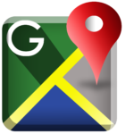 Google Maps logo with a red pin on the Pro Tax & Accounting Contact Us page