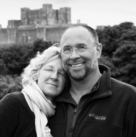 Susan and Doug McConnell