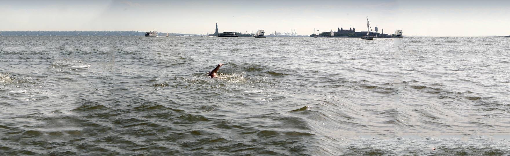 Manhattan Island Swim
