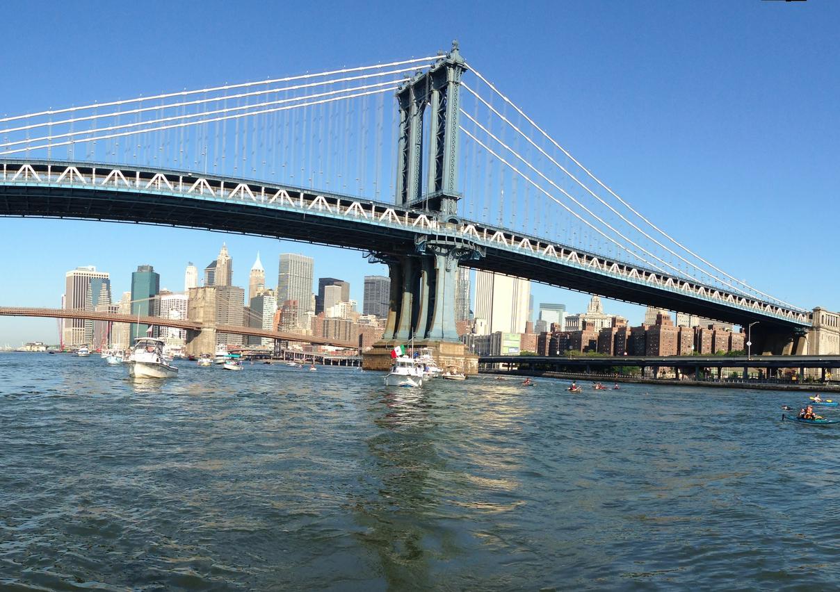 Manhattan Island Marathon Swim