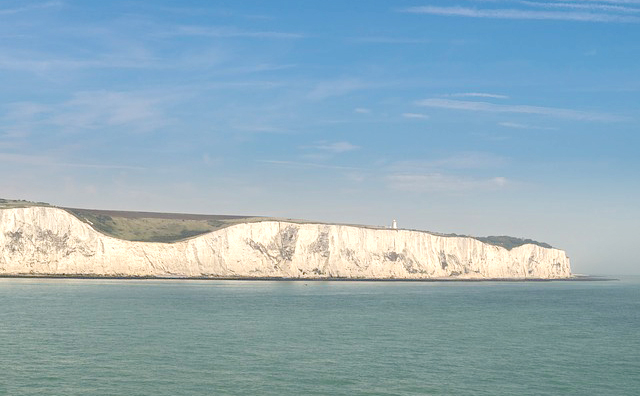 English Channed - Dover