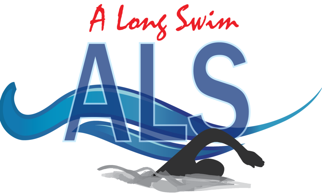 A Long Swim Logo