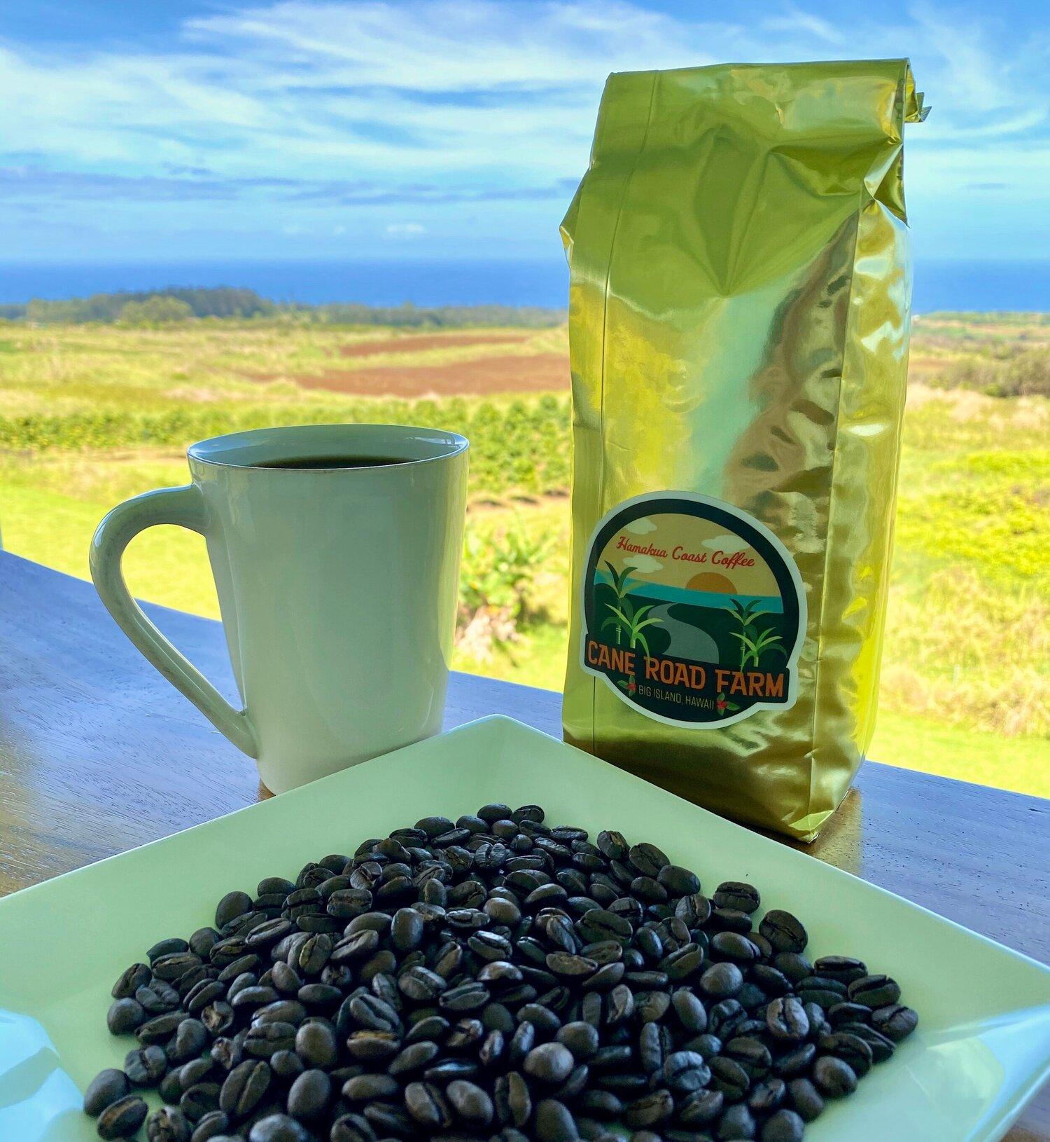 Cane Road Farm Coffee and A Long Swim