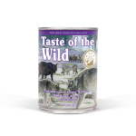 Taste of the Wild | Sierra Mountain Canine Formula with Roasted Lamb in Gravy Can Front
