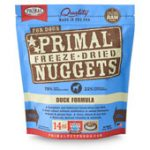 Primal | RAW FREEZE-DRIED CANINE DUCK FORMULA