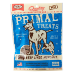Primal Treats | Freezd-Dried Beef Liver Munchies