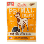 Primal Treats | Dry Roasted Prok Liver Snaps