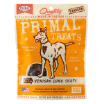Primal Treats | Dry Roasted Venison Lund Snaps