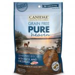 CANIDAE® Grain Free PURE Heaven Dog Biscuits with Duck & Chickpeas