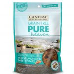 CANIDAE® Grain Free PURE Heaven Dog Biscuits with Salmon & Sweet Potato