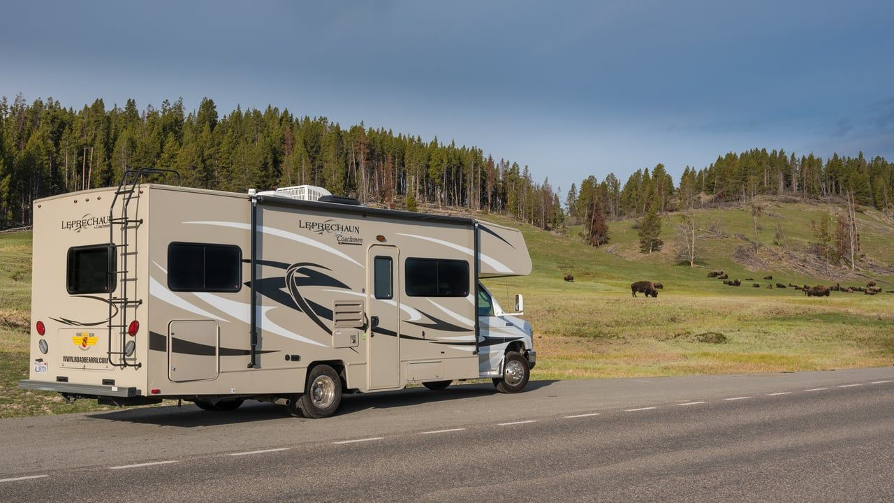 RV Rental in Yellowstone