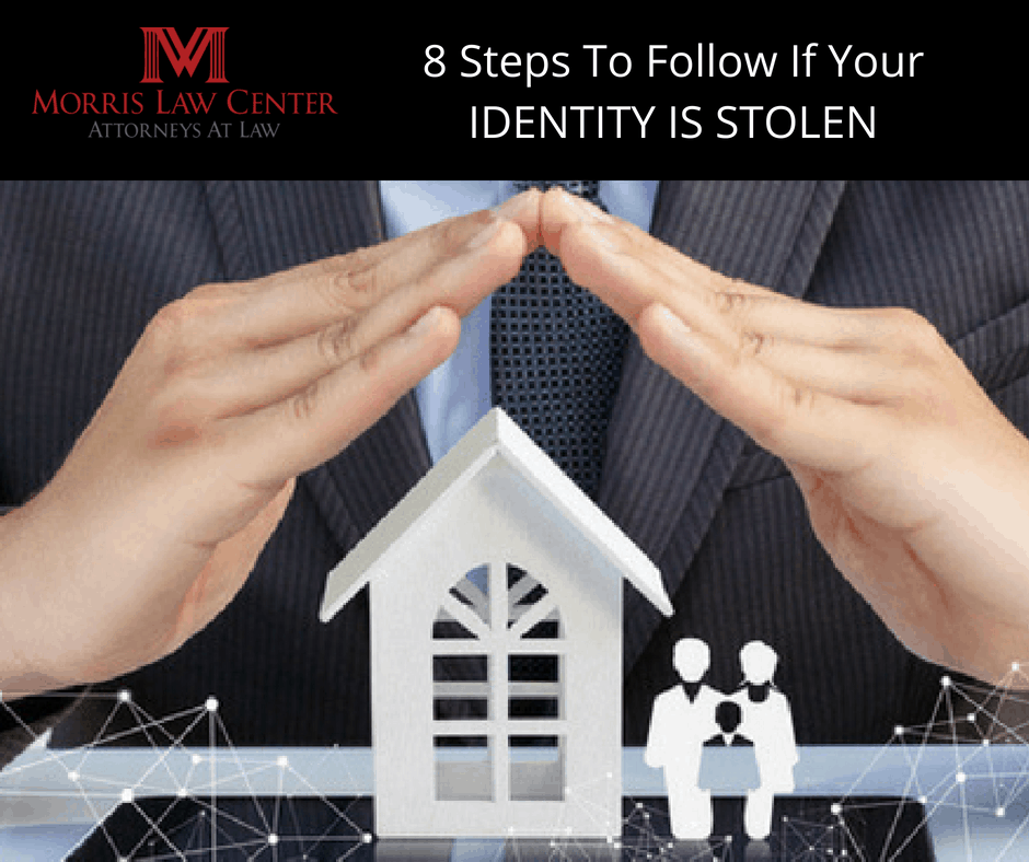 8 Steps To Take If Your Identity Is Stolen