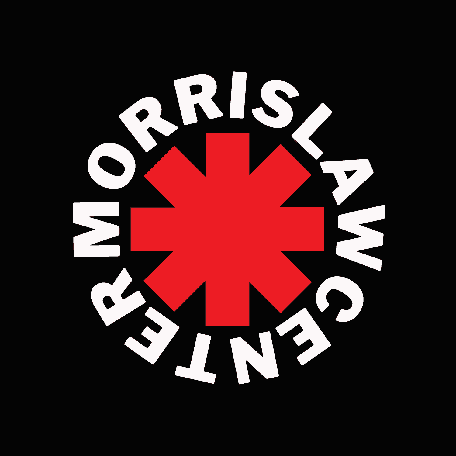Are we in Trouble For Copying The Red Hot Chili Peppers Logo?